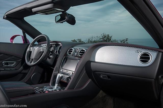 Bentley Continental GT Speed Convertible - NAIAS 2013