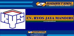 CV. RYOS