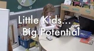 Little Kids..Big Potential