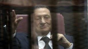 Tre vjet burg për ish-Presidentit egjiptjan - Mubarak
