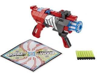 Boom Twisted Spinner Iso Blaster Toy