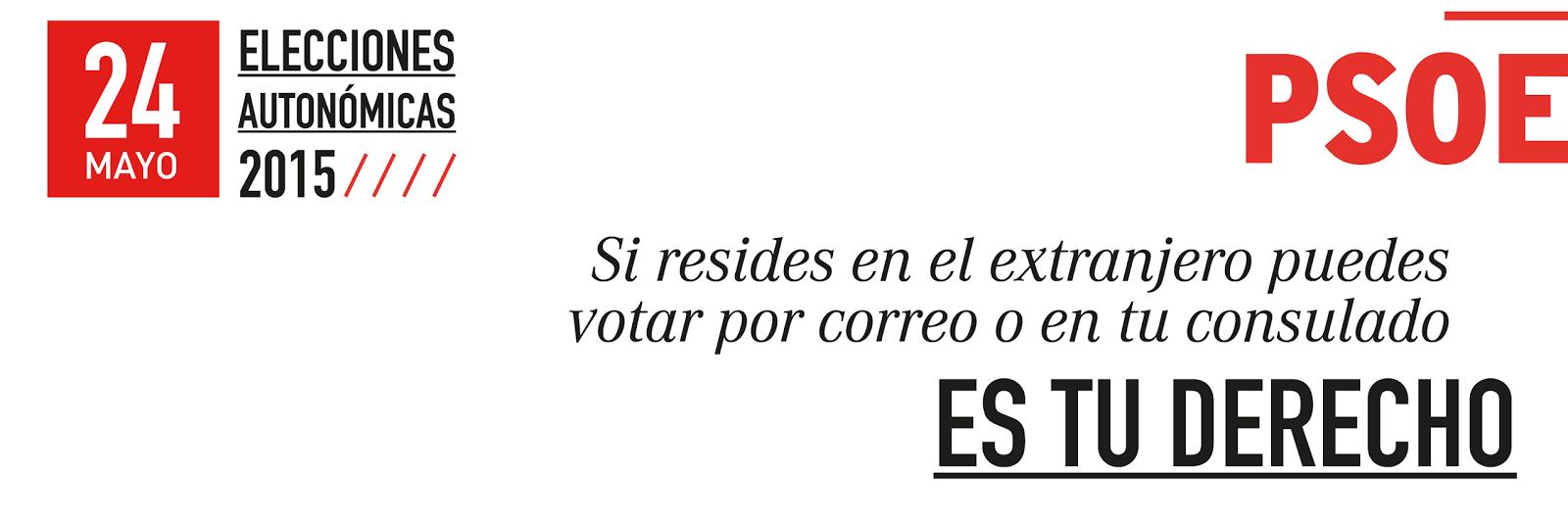Psoe alcaracejos for Oficina del censo electoral madrid