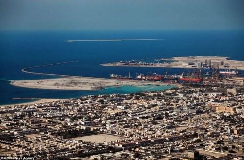Dubai visto do topo 14 fotos