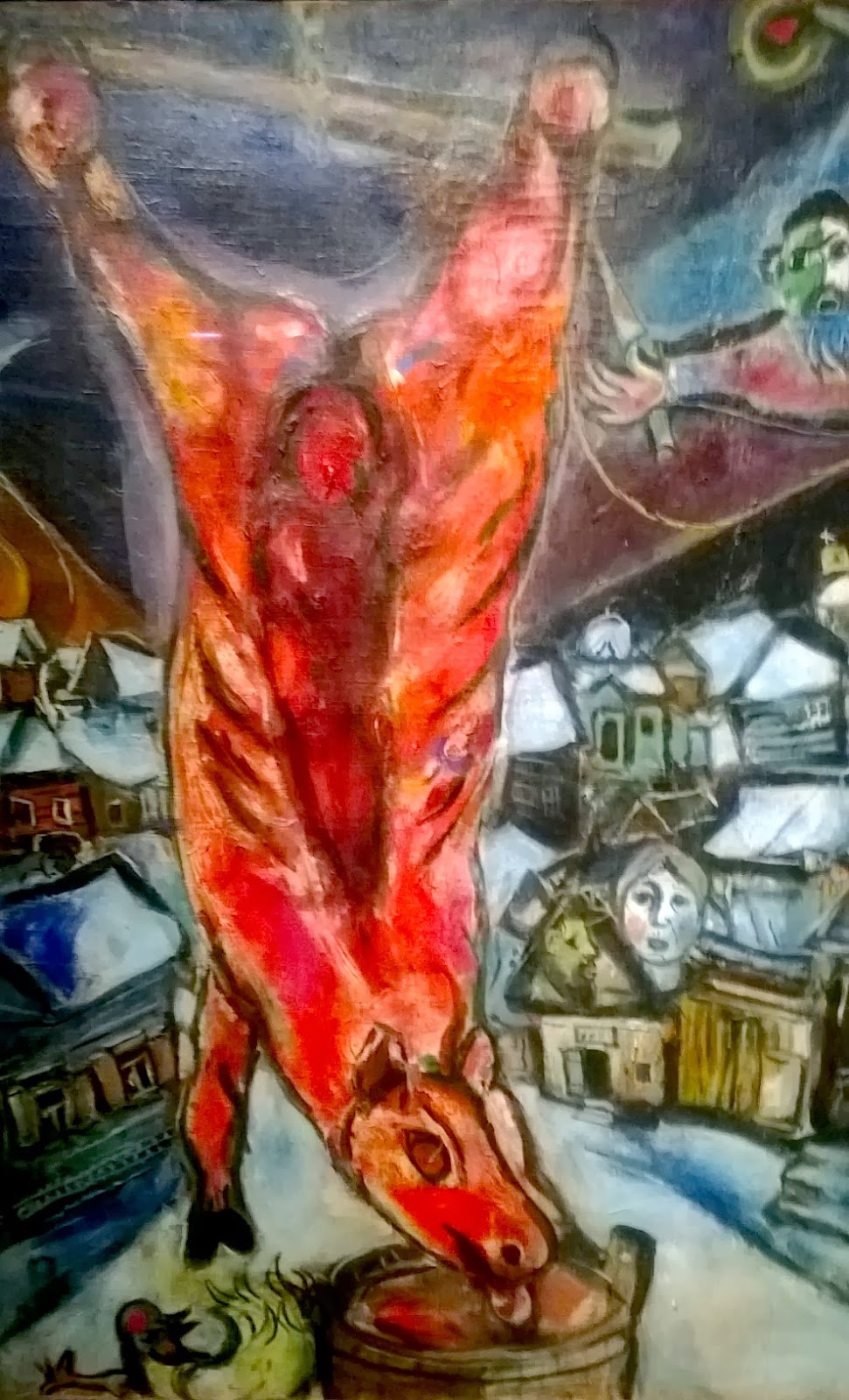Marc Chagall Love War And Exile The Jewish Museum