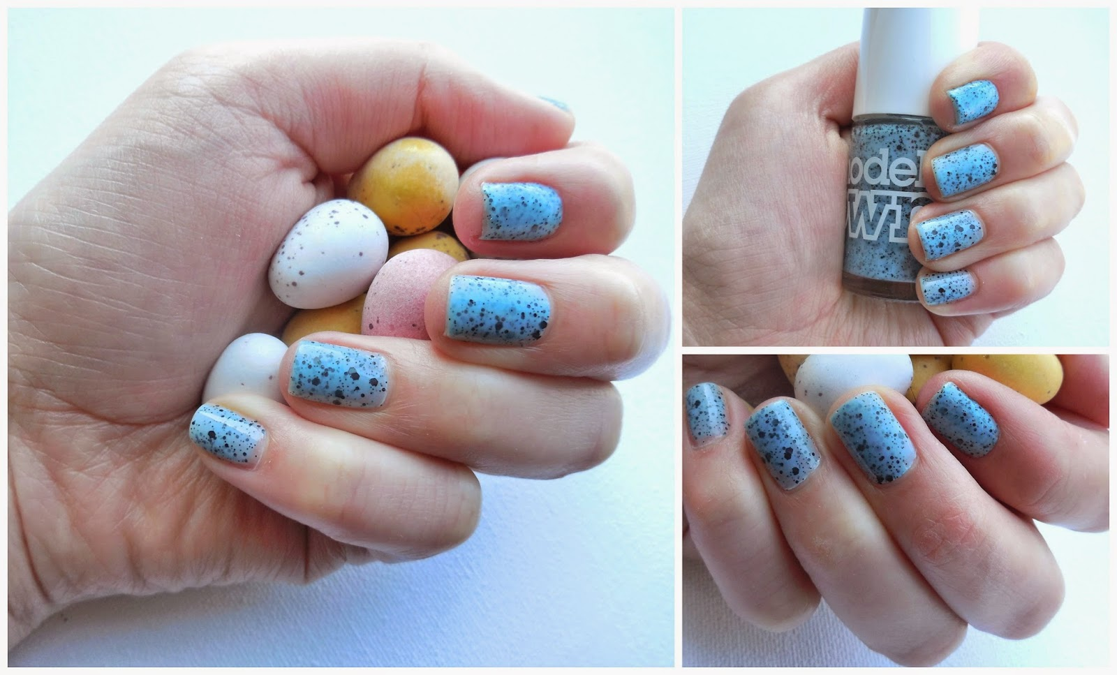 The Lipstick Drawer: Models Own Speckled Egg Nails and Springtime ...
