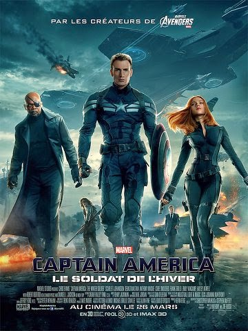 Regarder Captain America: The Winter Soldier en streaming