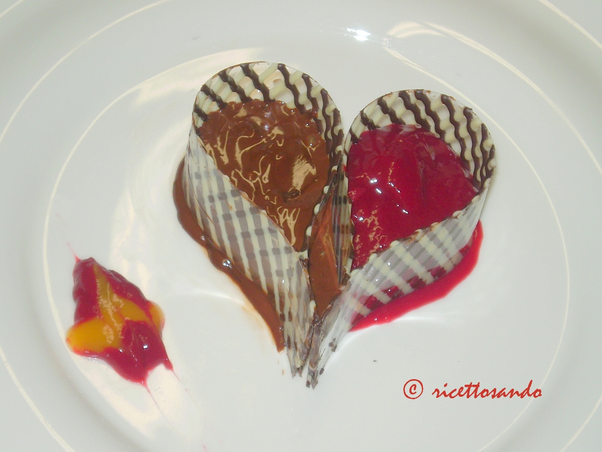 Dessert di San Valentino ricetta per un dolce speciale