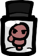 Epic Fetus item from The Binding of Isaac