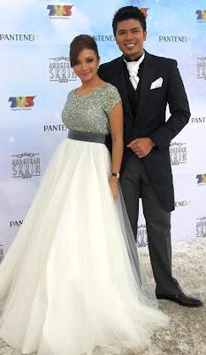 Neelofa Dan Awal Ashaari Berdebar Menunggu Anugerah Skrin 2012
