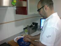 Albondigas fritas al estilo de la cocina de Gibello