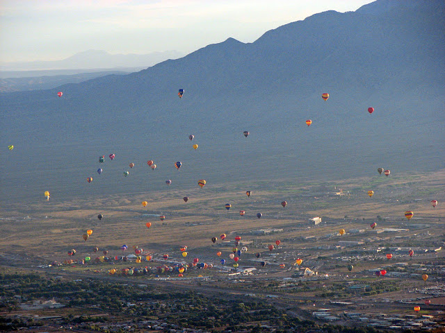 Albuquerque Hot Air Balloon Festival8