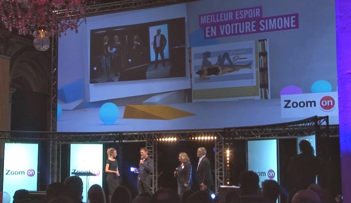 Cérémonie des Golden Blog Awards 2013