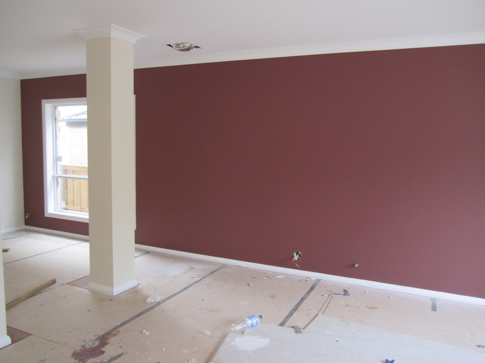 Dulux Wall Paint Design : Images about living room on dado rail