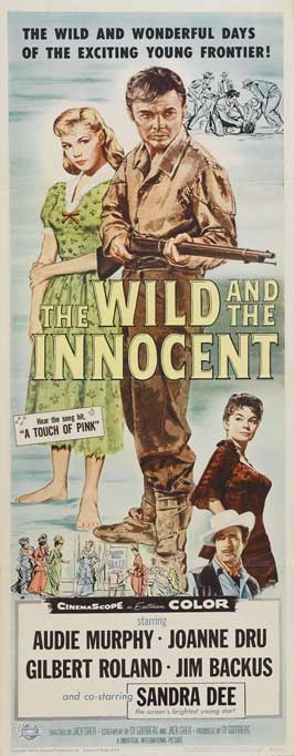 Wild and the Innocent movie poster