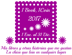 RETO 1 BOOK, 1 COIN 2017