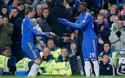 Quem será o titular no ataque do Chelsea