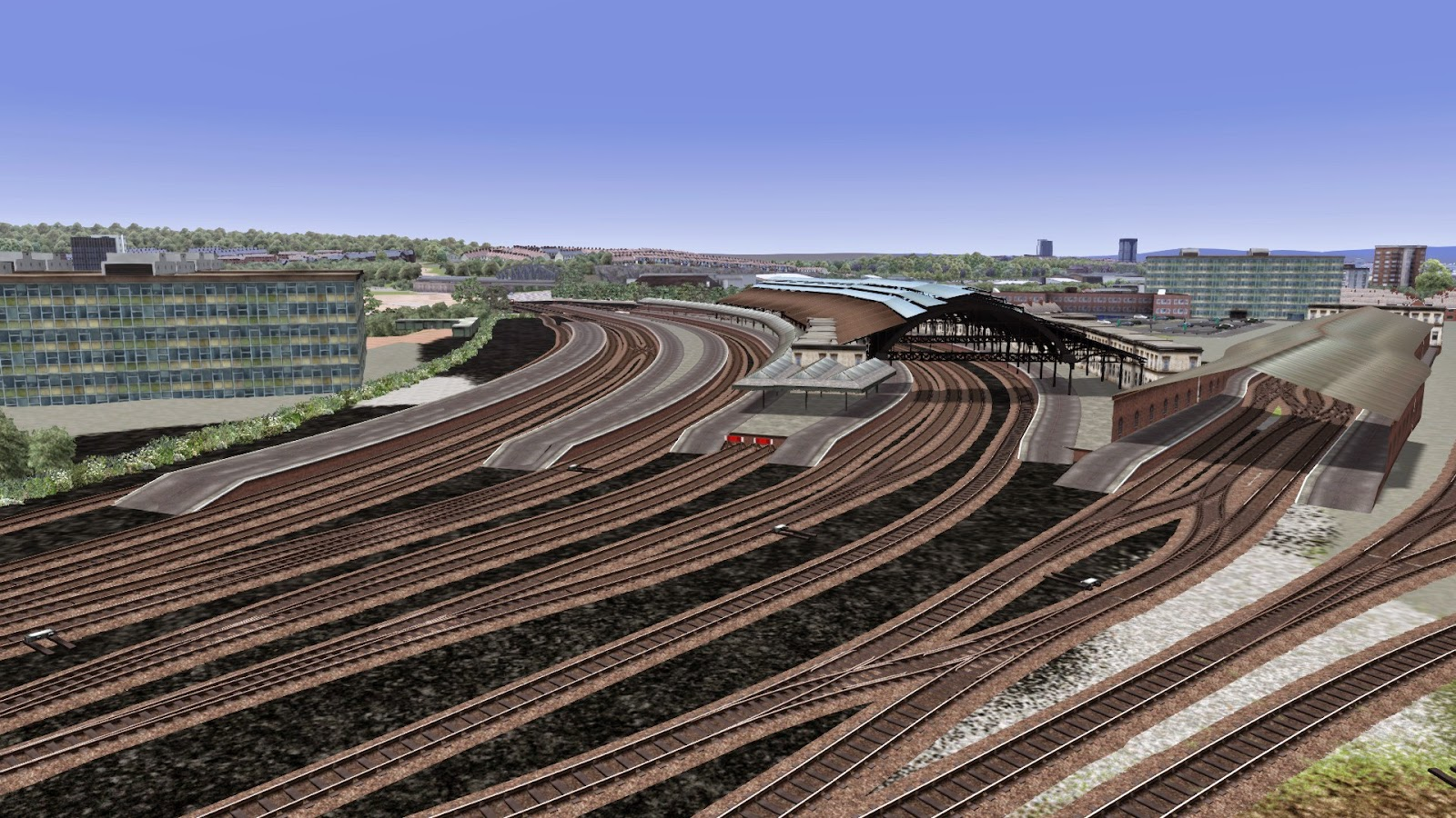 TS2015 The Bristol Rail Project The Bristol Rail Project New