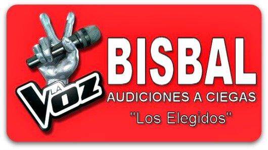 David Bisbal en La Voz de Telecinco Audiciones a Ciegas - Los Elegidos