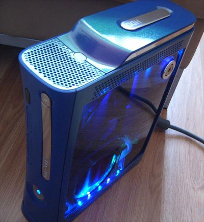 Xbox 360 Cooling Mods : When
