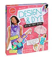 Design & Dye With No Heat Batik