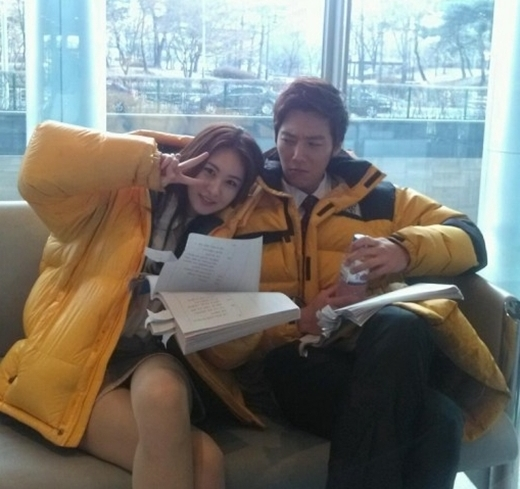 Choi Jin Hyuk Is Dating Actress Son Eun Seo