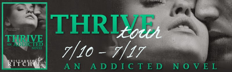 Thrive Promo Tour Schedule