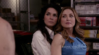 Rizzoli & Isles Lesbian Kiss, Video Watch Online lesbian media