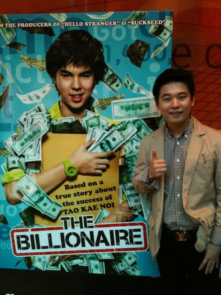 Aneka Catatan: [ Review Thai-Movie ] Top Secret The Billioner