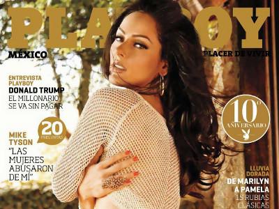 Andrea Garcia Playboy México Outubro 2012