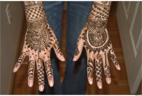 mehndi for eid
