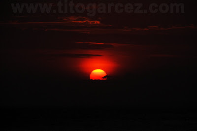 Pôr-do-Sol visto da Barra, em Salvador