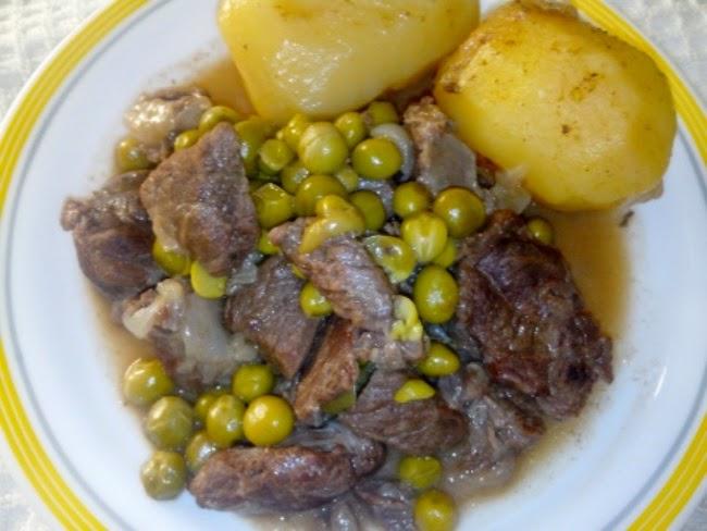 5 estofados deliciosos cocinar en casa es for Cocinar guisantes frescos