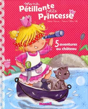 Mona pétillante petite princesse