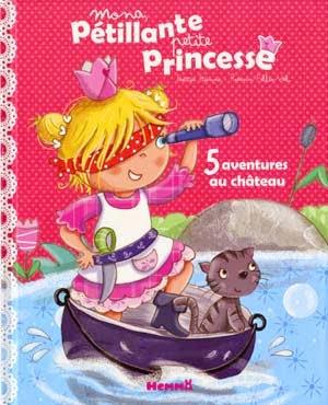 Mona pétillante petite princesse