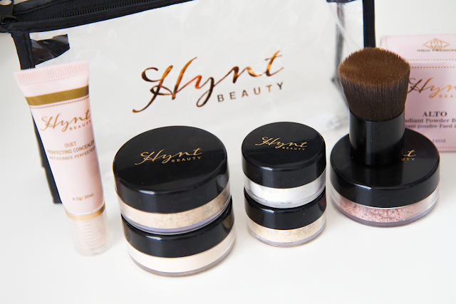 Photo of Hynt Beauty makeup.