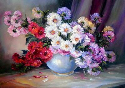 flores-pintura-al-oleo
