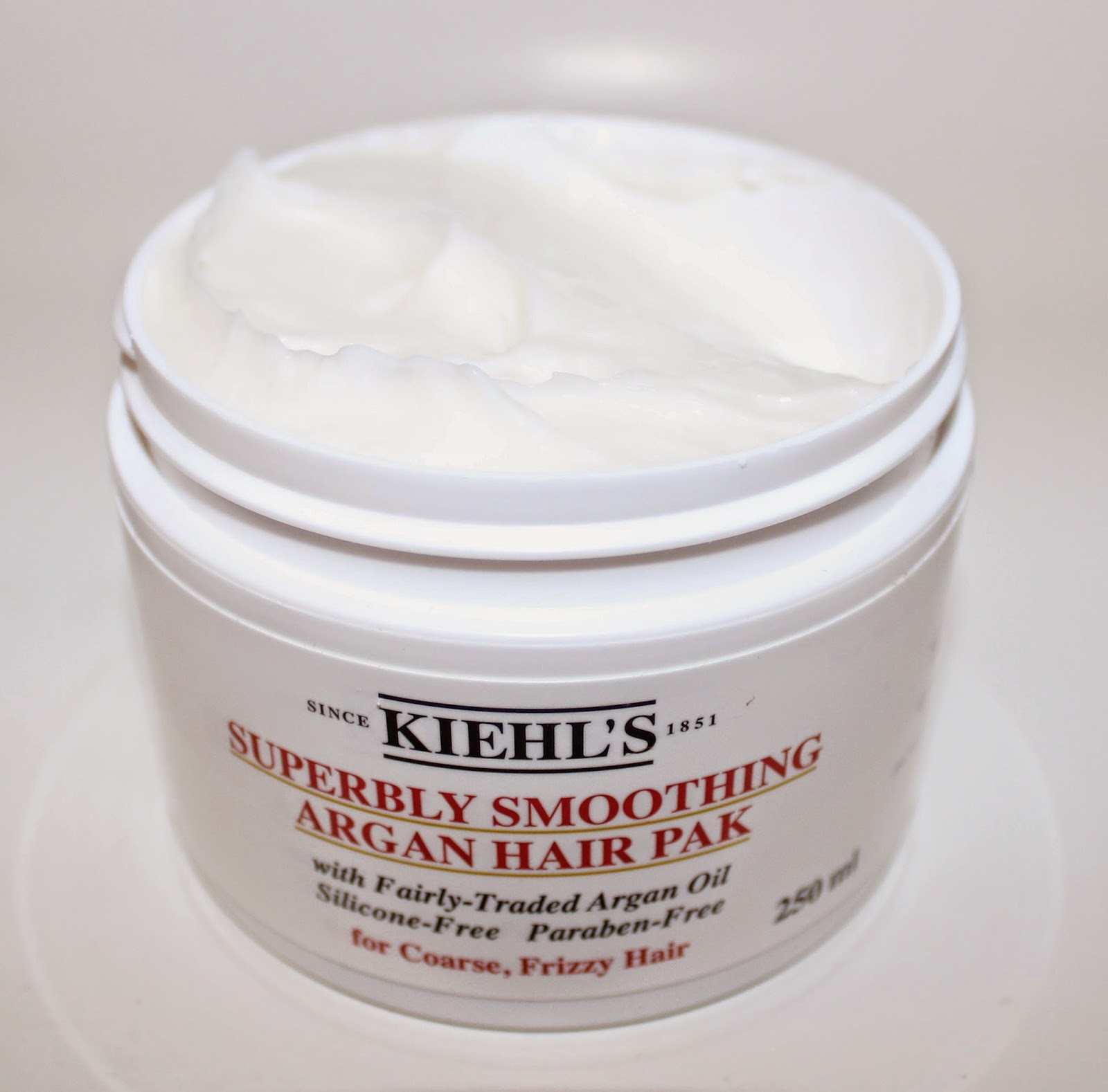 Kiehl's Superbly Smoothing Argan Hair Pak