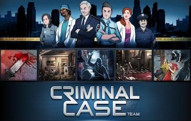 Facebook Criminal Case Hızlı Bölüm Bitirme v6