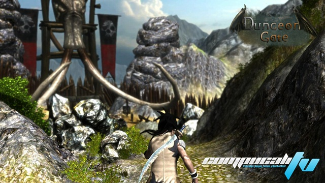 Dungeon Gate PC Full ISO Skidrow Descargar 2012