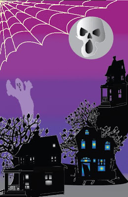 Haunted House cartoon clip art