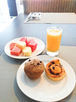 Breakfast Buffet in Aston Tanjung Pinang