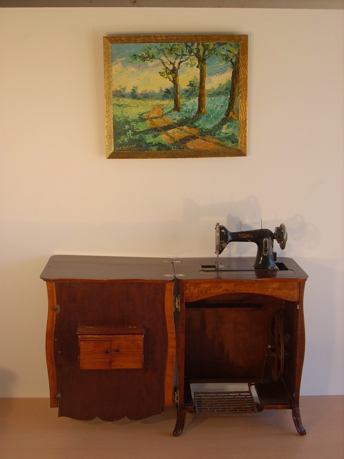 Venta de muebles antiguos restaurados naturmoble mueble - Comprar muebles antiguos ...