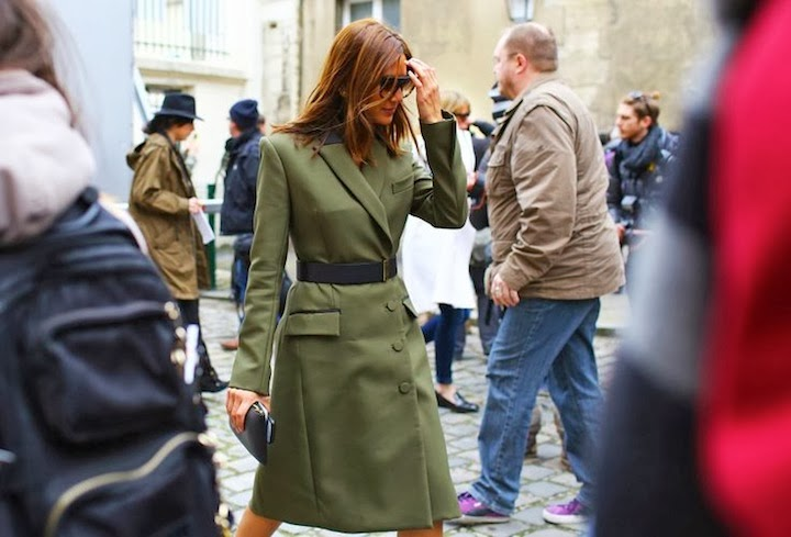 Christine Centenera Vogue PFW 2014