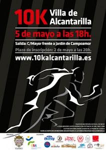 10 Km Alcantarilla 2012.