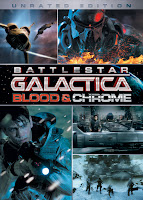 Battlestar Galactica: Blood and Chrome (2012) online y gratis