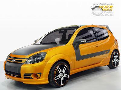 Ford Ka Tuning 2012