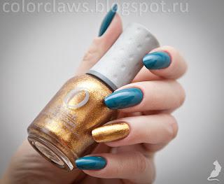 Avon Nailwear Pro+ Savage + Orly Glitz&Glamour