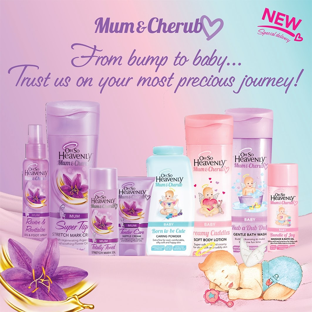Image result for oh so heavenly mom and cherub at clicks