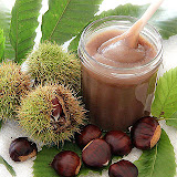 Chesnut Jam with vanilla - Bonne Maman