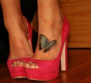 Tatuajes Pies Mujer tatuajes en el pie, tatuajes originales pequeÑos ~ letras para